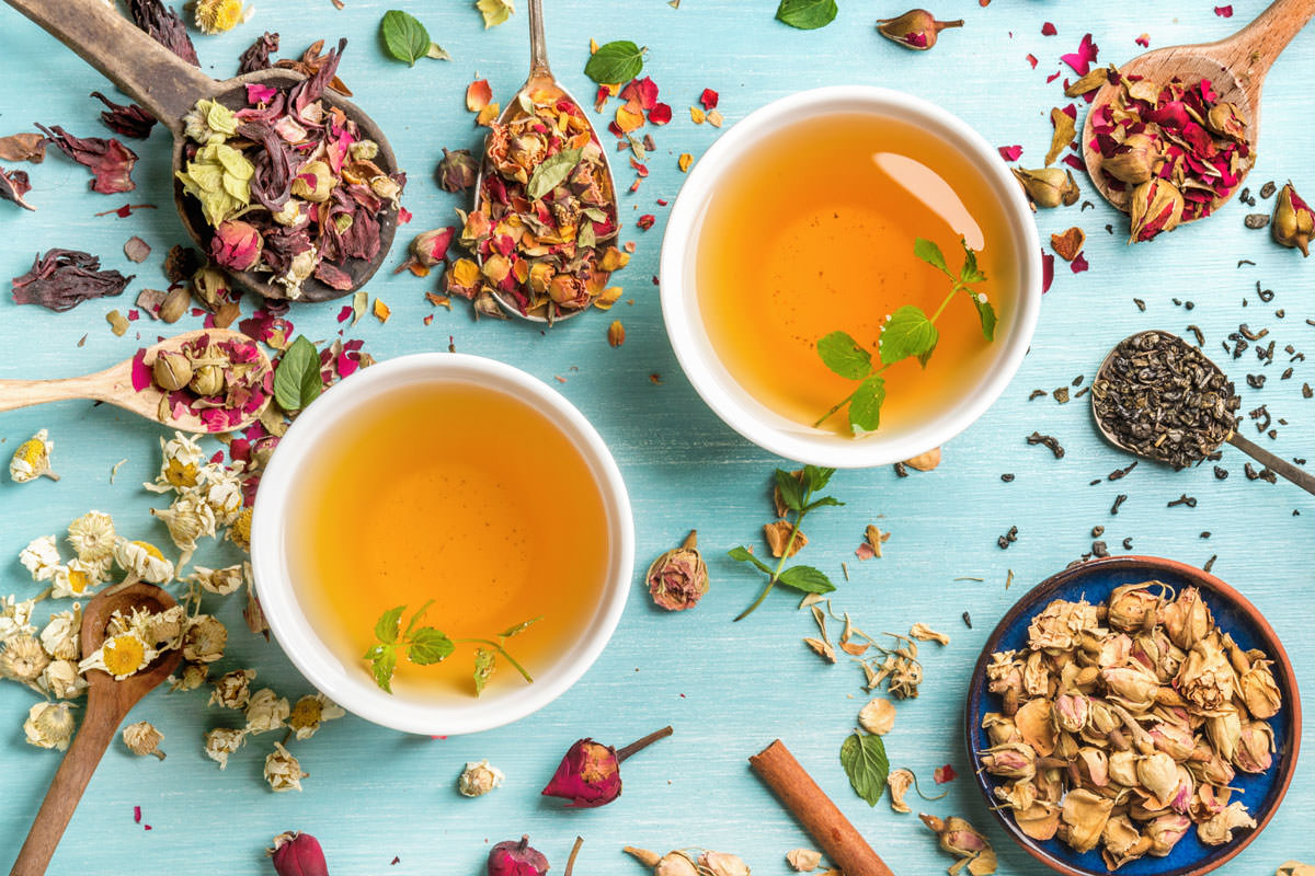 The amazing benefits of Herbal Teas