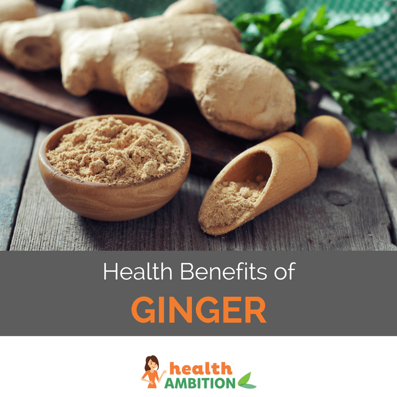 Health Ambition Ginger Blog