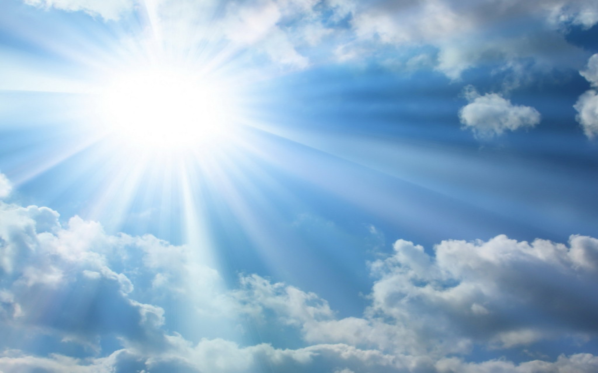 Sunlight – The highest source of complete nutrition