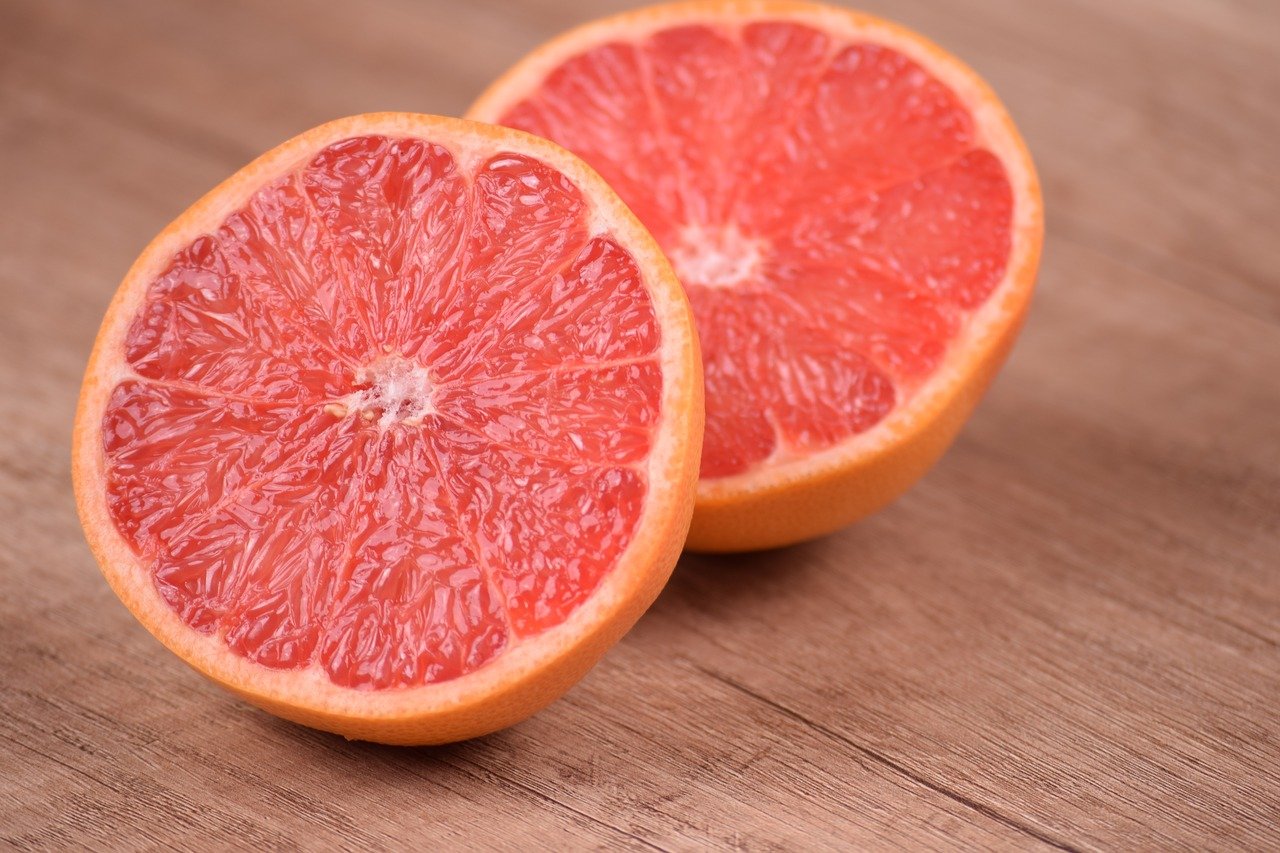grapefruit damaged hair treatment